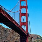 Golden Gate Bridge IV by ZWC Photography