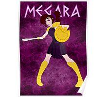 Megara - Warrior Princess Poster