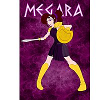 Megara - Warrior Princess Photographic Print