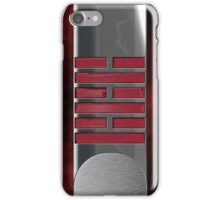 Storm Shadow's Katana 2 iPhone Case/Skin