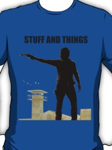 Stuff and Things Walking Dead T-Shirt