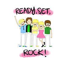 Ready, Set, Rock! by moriarsety