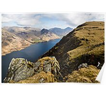 Wast Water & Whin Rigg Poster