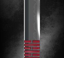 Storm Shadow's Katana 3 by Jeffery Borchert
