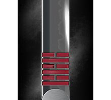 Storm Shadow's Katana 4 Photographic Print