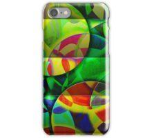 Fusion Color Circles No. 1  iPhone Case/Skin