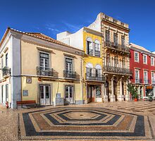 City Of Faro by manateevoyager