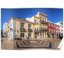 City Of Faro Poster