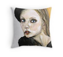 Ralph Lauren Model Throw Pillow