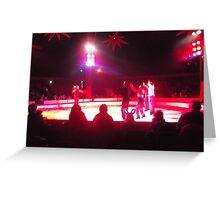 Zippos Circus/Clown -(160413)- Digital photo/FujiFilm FinePix AZ350 Greeting Card