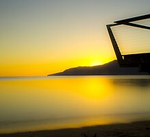 Sunrise - Cairns by Adam Price