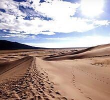 Mountain Desert by Norbert Karpen