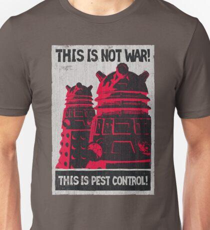 Planetary Pest Control Unisex T-Shirt