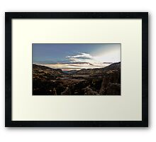 picture book fall IV - Fall Dream Framed Print