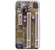 Mother Board Case iPhone Case/Skin