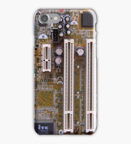 Mother Board Case iPhone Case/Skin