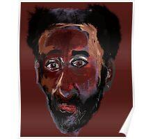 Self-portrait -(210413)- Digital art/Program: Harmony Poster
