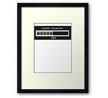 RAM Design Loading Trojan300 #61 Framed Print