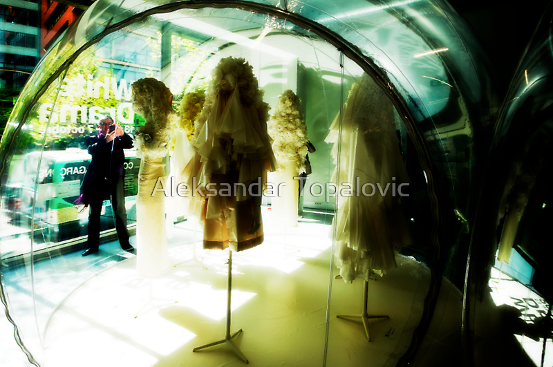 Oh la la Works by Cristobal Balenciaga by Aleksandar Topalovic