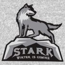 House Stark sport sigil by superedu