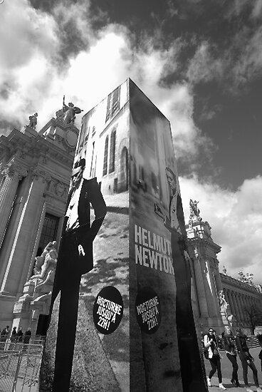 Newton's Paris  by Aleksandar Topalovic