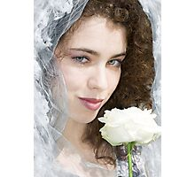 Beautiful Bride 02 Photographic Print