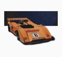 Can-Am McLaren M8F Tee Shirt by Stuart Row