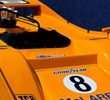 Can-Am McLaren M8F Tee Shirt Sticker