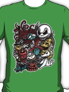 Nightmarish Characters T-Shirt