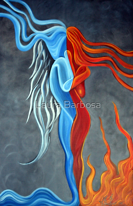 Fire N Ice by Laura Barbosa