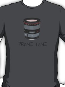 Prime Time Lens T-Shirt (light) T-Shirt