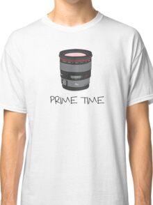 Prime Time Lens T-Shirt (light) Classic T-Shirt