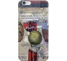 The Numbing of Atlas iPhone Case/Skin