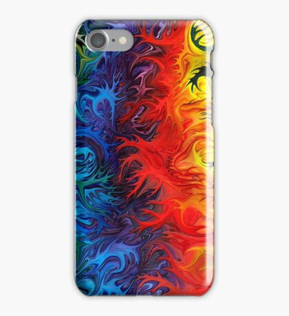 Surreal dance iPhone & iPod Cases by rafi talby   iPhone Case/Skin