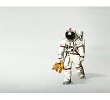 Space can be lonely Photographic Print
