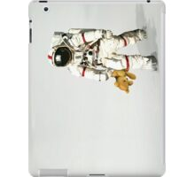 Space can be lonely iPad Case/Skin