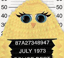 Jail Bird by Wyattdesign