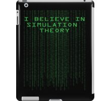 Simulation Theory iPad Case/Skin