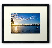 Sydney - Australia Framed Print