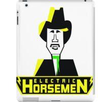 Electric Horsemen (Vintage 3) iPad Case/Skin