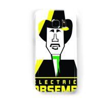 Electric Horsemen (Vintage 3) Samsung Galaxy Case/Skin