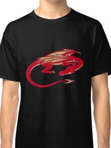 Smaug, the red dragon Classic T-Shirt