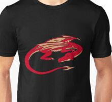 Smaug, the red dragon Unisex T-Shirt