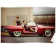 Who's going to drive you home ? Poster