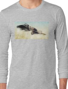 Memory of a quill Long Sleeve T-Shirt