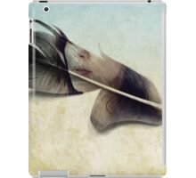 Memory of a quill iPad Case/Skin