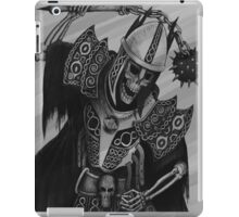 Skeletal Warrior iPad Case/Skin