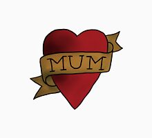Mum ♥ heart tattoo - Matt Helders Unisex T-Shirt