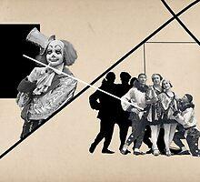 Circus Family  by michi2mochi