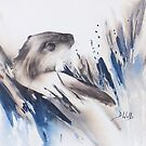 My Sisters Otter by Bev  Wells